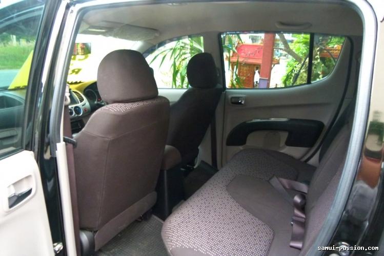 koh samui :: location de voiture conseils et avertissements
