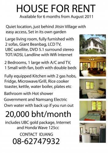 Living koh tao house for rent in koh tao rental houses for Ad house